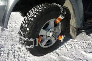 Браслеты на автомобильные колеса