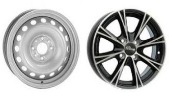 Какие диски лучше, штампованные или литые?