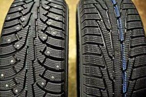 Какие зимние шины лучше: липучки или шипы
