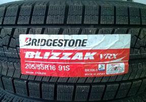 Рейтинг зимних шин Bridgestone в 2017 году