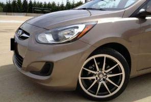Колесные диски на корейский автомобиль Hyundai