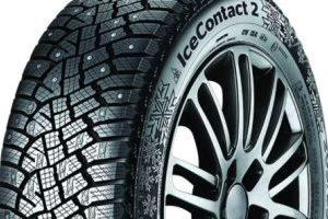 Обзор зимних шин Continental ContiIceContact 2