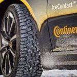 Шины Continental IceContact 2
