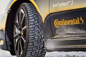 Шины Continental IceContact 2
