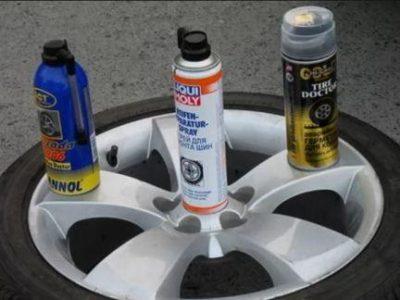Герметик для колес: виды и применение