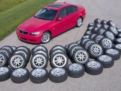 Лучшие производители шин для легковых автомобилей, фото