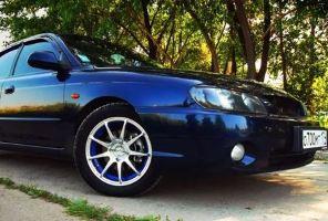 Размер колес на Киа фото