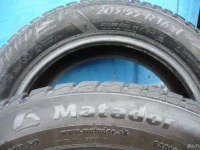 Рейтинг летних и зимних шин Матадор, фото