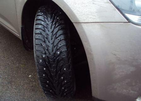 Можно ли ездить на шинах без шипов