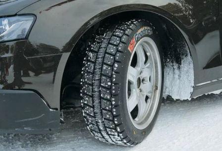 Почему сильно шумят зимние шины