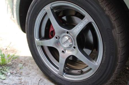Обзор литых колесных дисков Kyowa Racing
