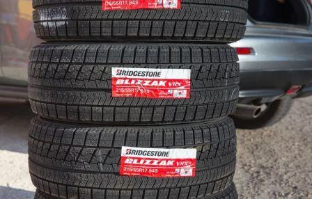 Обзор зимних шин Bridgestone Blizzak VRX