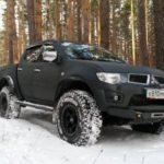 Рейтинг зимних нешипованных шин для внедорожников 4х4