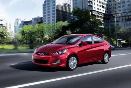 Колеса на Hyundai Accent