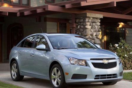 Параметры диска и разболтовка колес на Chevrolet