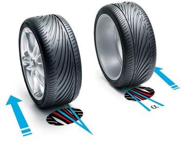 Как ставить симметричные направленные шины