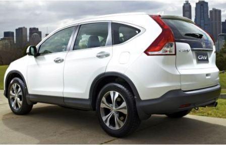 Диски и шины для Хонда СРВ