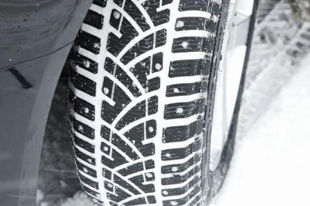 Какие зимние шипованные шины самые бесшумные