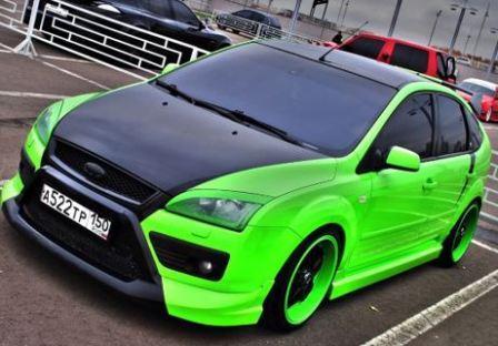 Колеса для Форд Фокус 2