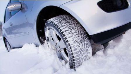 Правила использования зимних шин в России