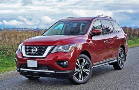 Колеса на Nissan Pathfinder