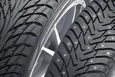 Фрикционные или шипованные шины лучше