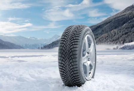 Зимние фрикционные шины Гудиер