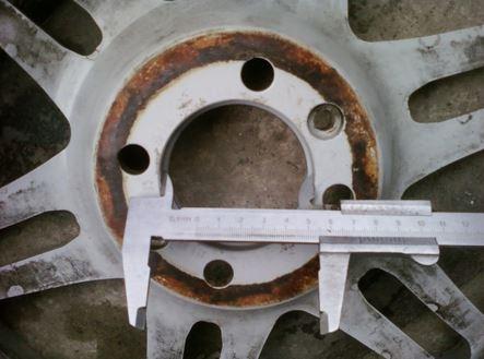 Обозначение колесных дисков