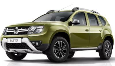 Диски ан Renault Duster
