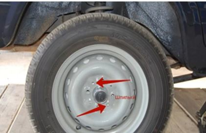 Радиус колес на ВАЗ 2107