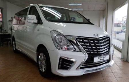 Колеса на Hyundai Grand Starex