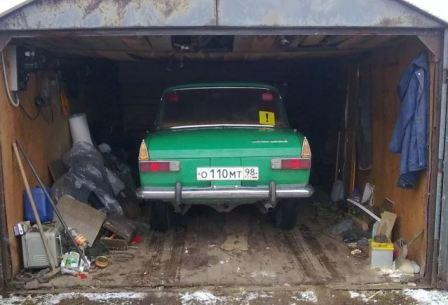 Подготовка автомобиля к длительному простою в гараже