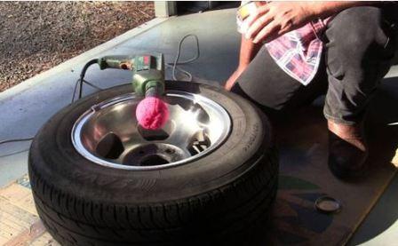 Как восстановить литые диски самому
