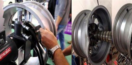 Можно ли ремонтировать литые диски