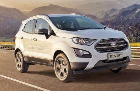 Плюсы и минусы Форд Экоспорт