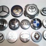 Популярные диски для авто. Колпачки на диски