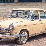Шины и диски на авто ГАЗ: история производства и самые популярные модели