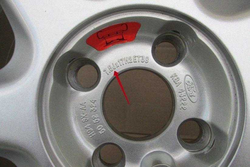 Подойдет ли резина на диск, вы узнаете, прочитав эти размеры