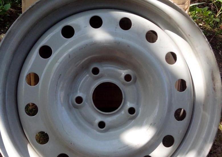 Железные диски на Волгу