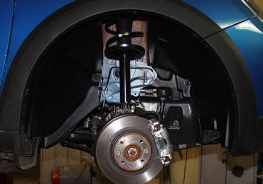 Автомобильные подкрылки: все этапы установки