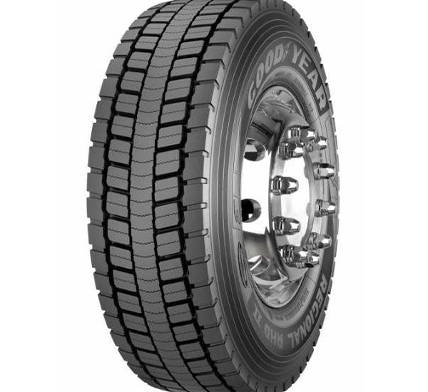 Грузовая шина GoodYear Regional RHD II 315/70R22.5