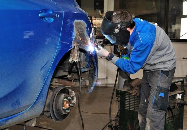 Аргонная сварка для ремонта автомобилей: заказать услугу