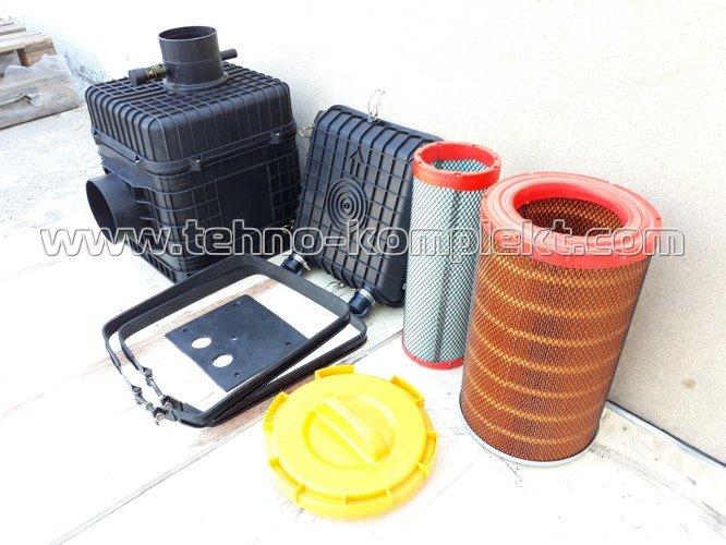 Фильтры воздуха: важный расходник для спецтехники, ТД Технокомплект