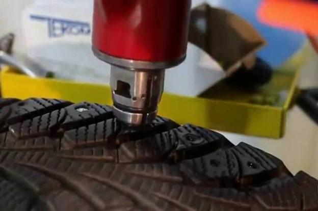 Ремонтные шипы Теком: простой способ восстановления ошиповки
