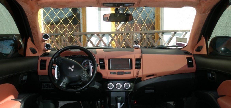 Перетяжка салона: простой способ изменить интерьер авто