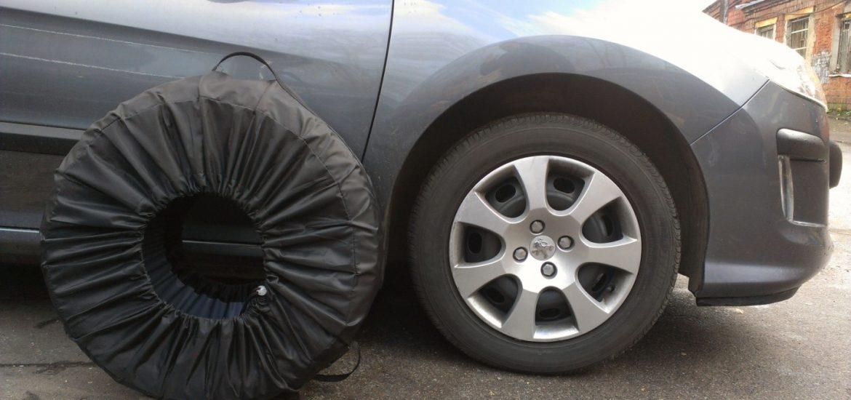 Чехлы для автомобильных колес