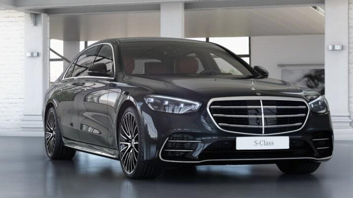 Автомобили Mercedes-AMG S-класса: воплощение роскоши и стиля