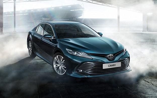 Что предлагает концерн Тойота в 2021 году
