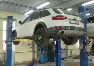 Неисправность рулевой рейки автомобилей Ауди: причины и признаки