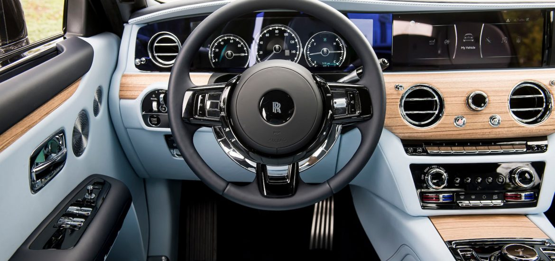 Rolls-Royce Ghost 2021 – поездки премиум-класса